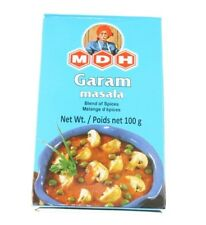 MDH GARAM MASALA BLEND OF SPICES NEW GENUINE INDIAN SPICES UK STOCK