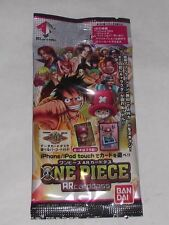 1 Booster pack carte One piece pack One Piece - card AR Carddass