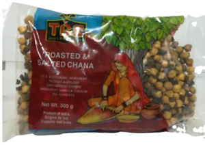 300G TRS Roasted Salted Chana Chick Peas Heathy Snack