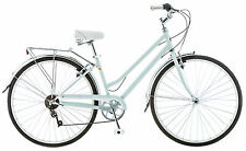 Schwinn 700C Women's Wayfarer 7 Speed Retro Bike Bicycle - Mint