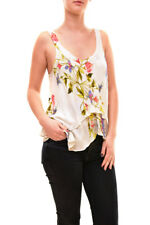 Free People Floral Print On The Tunic Tea Spring Combo XS RRP £48 BCF81