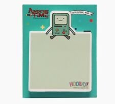 Adventure Time BEEMO BMO Sticky Memo Pad Note Cute Design Stationery