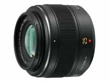 Panasonic Leica DG Summilux 25mm F1.4 Aspherical Lens