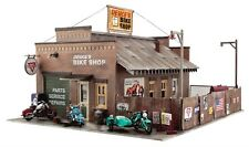Woodland Scenics BR5045 Deuce's Bike Shop