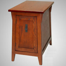 Arts CraftsMission Style End Tables eBay