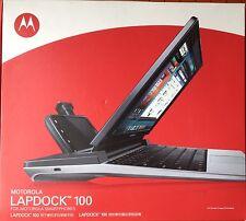 "Last one Motorola Lapdock 100 for Motorola Smartphones - RAZR/RAZR MAXX 10.1"""