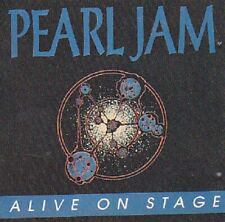 PEARL JAM - ALIVE ON STAGE CD LIVE 1992