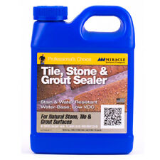 Miracle Sealants Tile, Stone and Grout Sealer 946ml - Economical Sealer