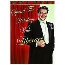 LIBERACE - Spend Holidays With Liberace  (DVD Only)