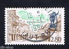 1 FRANCOBOLLO FRANCIA TURISTICA REMIREMONT 1995 usato