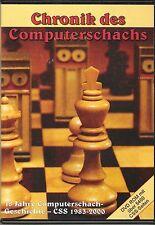 Equipo ajedrez y juegos/CSS-cronología del notorios-nuevo!!! en DVD