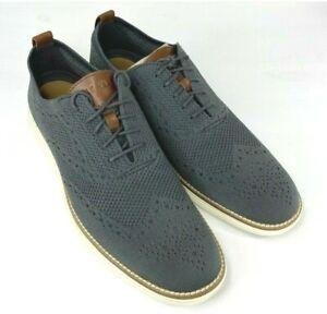 Cole Haan Original Grand Stitchlite Wingtip Oxford, Men's Size 10 M, MSRP $180