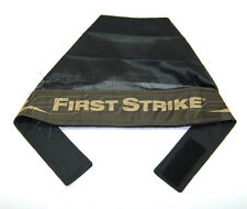 First Strike Paintball Headwrap Fs Lightning Bolt Brown Head Wrap Tiberius Arms