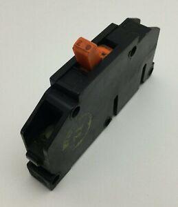 20A Zinsco Q120 Type Q Magnetrip 1 Pole 20 Amp Circuit BreakerPlug-In