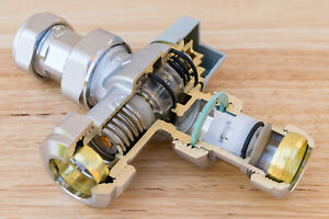 Cutaway Sectioned Display - Training Aid 22mm Intamix Thermostatic Mixing Valve