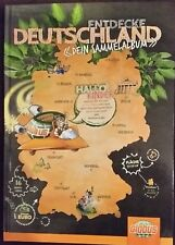 """Globus """"Entdecke Deutschland"""" - 15 Sticker aussuchen! Sofortkauf = 25 Sticker!!!"""