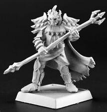 VAGORG DEMI ORC SORCERER - PATHFINDER REAPER figurine miniature rpg half 60173