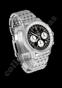 BREITLING - A4 PRINT+POST Navitimer A23322  men's watch - PRINT ONLY - NO WATCH