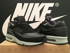 Vintage 2013 Nike Air Classic BW UK7 EU41 Negro Cuero Max persa og 1 180 95 Rara