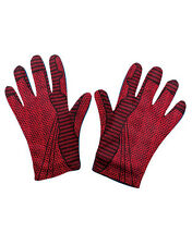 Spider-Man Gloves, Mens The Amazing Spider-Man Costume Accessory