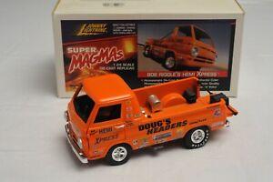 1/24 Johnny Lightening Super Magma Bob Riggle's Hemi Xpress