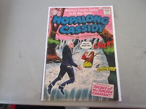 Hopalong Cassidy #121 Comic Book 1957