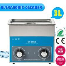 3L Lavatrice Pulitore ad Ultrasuoni Pulitrice Vasca Ultrasuoni Cleaner Heating