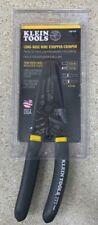 Klein Tools Long-Nose Wire Stripper/Crimper 1009-Sen New