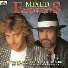 "MIXED EMOTIONS ""MIXED EMOTIONS"" CD NEUWARE"