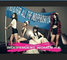 K-POP Miss A 5th Album Project - Independent Women pt.Ⅲ CD Sealed