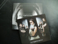 APERION   -   ACT  OF  HYBRIS ,    CD  2010  ,     ROCK, GOTHIC  METAL, SLOVENIA