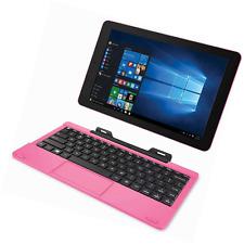 Laptop Computer Tablet 32GB Intel Quad Core Windows Touchscreen Bluetooth Wifi