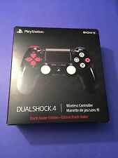 Sony Official Dualshock 4 Wireless Controller *Darth Vader Limited Edition* NEW