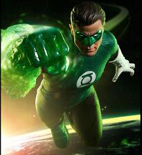 Sideshow Exclusive JLA DC Comics Action Figure ~ Green Lantern Hal Jordan