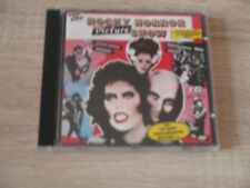 The Rocky Horror Picture Show  CD Album  Tim Curry Meat Loaf Susan Surandon