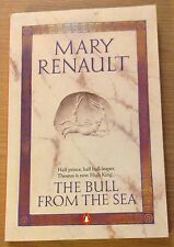 THE BULL FROM THE SEA Mary Renault Book (Paperback)