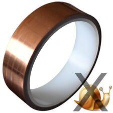30mm Copper Tape For Slug & Snail repellent Plant Barrier Roll of 30m