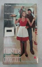 Christmas in Connecticut Dyan Cannon Kris Kristofferson Tony Curtis holiday VHS