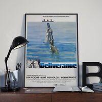 Deliverance Movie Film Poster Print Picture A3 A4