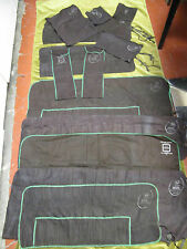 french Christofle set of 12 anti-tarnish cloth bags