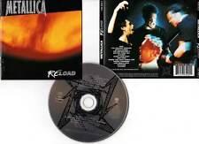 """METALLICA """"Reload"""" (CD) 1997"""