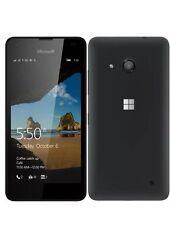 Microsoft Nokia Lumia 550- Black 4G- Windows Phone unlocked*Excellent Condition