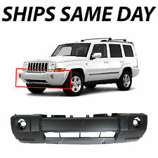 New Primered - Front Bumper Cover for 2006-2010 Jeep Commander 5183619AA 06-10