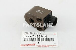 89747-52010 Toyota OEM Genuine BUZZER, BLIND SPOT MONITOR