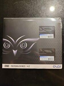 OlOy Owl 32GB (2x16GB) DDR4 3600 SDRAM 288-pin desktop memory kit sealed CAS18