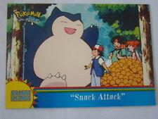 Shark Attack 2000 Topps Pokemon Series 3 Episode Card, Mint OR11