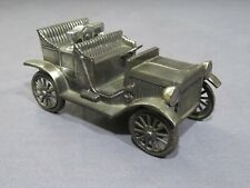 "4"" Vintage Mid Century Tisch Anzünder "" 1906 Ford Modell T ""Metall Auto Buggy"