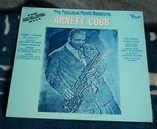 ARNETT COBB THE FABULOUS APOLLO SESSIONS 1973 FRENCH LP VOGUE CLDAP 768
