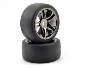 Traxxas XO-1 Super Car Mounted Rear Tires 6477