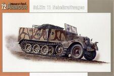 Special Armour 1/72 Sd Kfz 11 Nebelkraftwagen # 72004